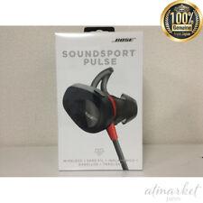 New Bose SoundSport Pulse Wireless Headphones SSport PLS WLSS RED JAPAN F/S