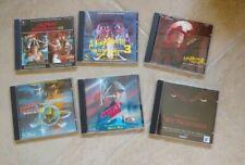 A NIGHTMARE ON ELM STREET  OST SOUNDTRACKS  + Mc Music from Freddy's Dead