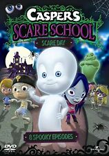Casper's Scare School (DVD, 2011) Brand new and sealed