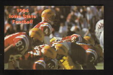 Iowa State Cyclones--1994 Football Pocket Schedule--Kent Feeds