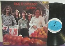 AUTUMN Song To Raymondo LP 70s AUSTRALIAN Rock Pop NM!