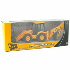 Jcb Construction Series 1:32 Scale Model Toy ~ Backhoe Loader