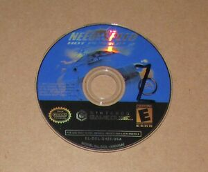 Need for Speed: Hot Pursuit 2 (Game Only) Nintendo GameCube Fast Shipping