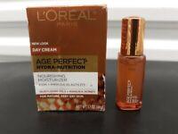 L'Oreal Paris Age Perfect Hydra Nutrition Day Cream Oils Manuka Honey & Eye Gel