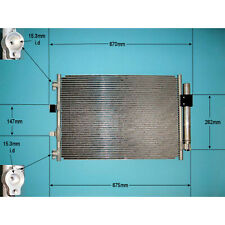 OE SPEC FORD FOCUS MK3 12> 1.0 ECOBOOST 1.5 1.6 TDCI AIR CON RAD CONDENSER