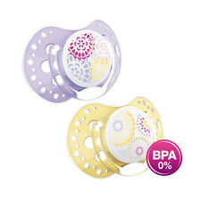 NEW Dynamic soother silicone Lovi 3-6 months (2 pcs) Baby Dummy Infant