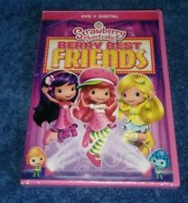 Strawberry Shortcake: Berry Best Friends DVD Wide-screen Brand New Sealed 2014