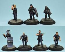 Studio Miniatures Modern Mini 28mm  Turf War Z - LAPD New