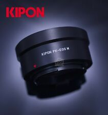 Kipon Adapter for Pentax K mount to Canon EOS M Interchangeable Digital Camera