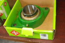 Ina Rcjty 2-7/16, 2 bolt flange bearing, New