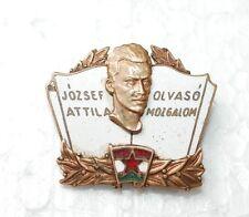 HUNGARY badge Jozsef Attila lt