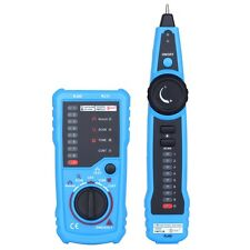 Network Cable Tracker Wire Tracer Toner Phone Line Detector Tester Locator Gifts