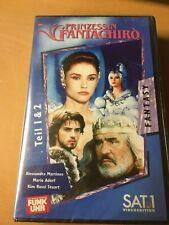 PRINZESSIN FANTAGHIRO - komplett, 5 VHS, OVP