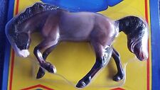 Breyer NEW 2015 Stablemates MUSTANG – Roan  -  ONLY – Additional SM Ship Free