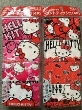 Sanrio Hello Kitty Pocket Tissue 8 kinds 8 pcs Brand New MADE IN JAPAN f/s