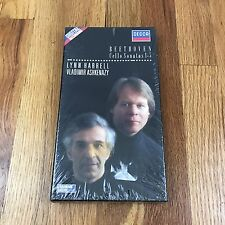 Beethoven Cello Sonatas 1-5 Lynn Harrell Vladimir Ashkenazy CD Sealed