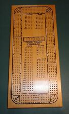 Four Track Cribbage Board Card Game - Excellent Condition