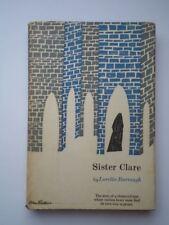 1960 Sister Clare Loretta Burrough Pauline Baynes Ellen Raskin DJ 1st Edition