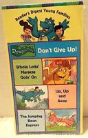 Reader's Digest Young Families Dragon Tales VHS 2002 Don't Give Up! Sealed New