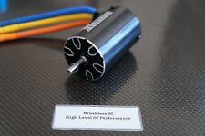 Rocket RC 1/10 4 Pole 550 4300KV Brushless Motor Fits Traxxas 1/10 Bandit Slash