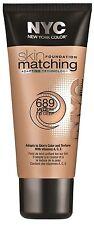 NYC Skin Matching Foundation with Adapting Technology 689 Medium To Deep
