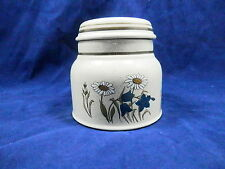 Sugar & Lid HILL TOP by Royal Doulton L.S. 1025 Cream England (Loc 1)