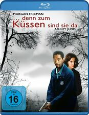 Blu-ray * ...DENN ZUM KÜSSEN SIND SIE DA - Morgan Freeman  # NEU OVP +