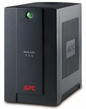 APC Power Saving Back UPS 3 Outlets 700VA 390W Uninterruptible Power Supply