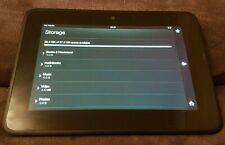 Amazon Kindle Fire HD 7 (2nd Generation) 32GB, Wi-Fi, 7in - Black X43Z60 Tablet