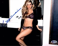 KATHERYN WINNICK SIGNED 8X10 PHOTO! SEXY BABE AUTOGRAPH THE VIKINGS PSA BAS COA2