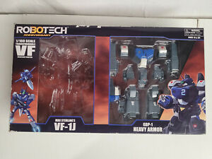 Harmony Gold ROBOTECH 30th Anniversary Max Sterlings VF-1J GBP-1 Heavy Armour