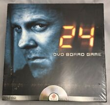 24 DVD Board Game New 2006 Pressman 20th Century Fox Kiefer Sutherland