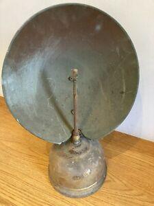 Vintage Tilley Paraffin Heater & Copper Reflector Sold as Seen Ship Worldwide