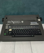 Brother Compactronic 300M Electronic Typewriter - Tested - See notes