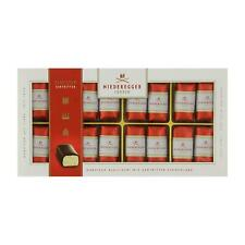 Nederegger Marzipan Classic Coated Loaves in Dark Chocolate Festive Gift 200g