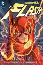 The Flash: Move forward by Francis Manapul (Paperback) FREE Shipping, Save £s