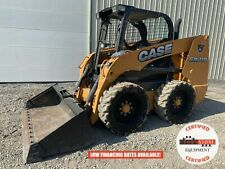 2016 Case Sr210 Skid Steer Orops Aux Hyd 2 Speed Ride Control 79 Hours