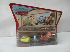 Disney Cars 'Luigi Guido & Tractor' Movie Moments die cast
