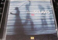LOUIS SCLAVIS TRIO Ceux Qui Veillent La Nuit CD CONTEMPRARY JAZZ Label Bleu 1996