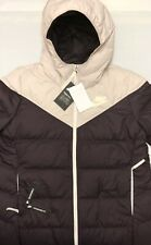 NIKE REVERSIBLE DOWN FILL Womens Parka JACKET COAT NEW WITH TAGS Size Large