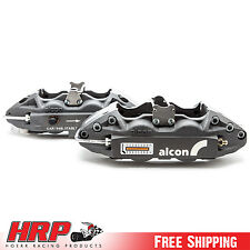 Alcon CAR7649L07AS RT/LT Black Custom K-Type Caliper - 44.5/41.3mm Pistons(PAIR)