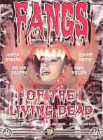 FANGS OF THE LIVING DEAD new dvd ANITA EKBERG JULIAN UGARTE PAUL MULLER