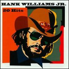 Hank Williams Jr. - 20 Hits Special Collection 1 [New CD]