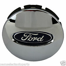 OEM NEW Ford Wheel Cover Center Cap F-150 Taurus Chrome Clad Blue Oval Explorer