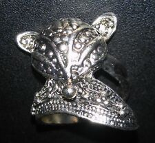 *HAUNTED KITSUNE FOX SHAPE SHIFTER FUN RING CHECK IT OUT DOLL*