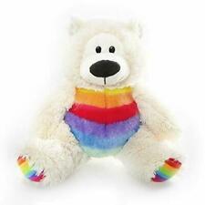 Plushland Rainbow Plush Teddy Bear  Sophie- Plush Bear for Kids- Multicolor-12