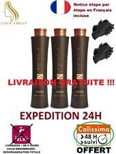 Lissage Brésilien Honma Tokyo AllLiss Premium Coffee3X150ml+2Paires de Gants Pro