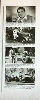 "BABE RUTH 1937 ""Sinclair Gas"" Ad 🔥Scarce / Vintage🔥"