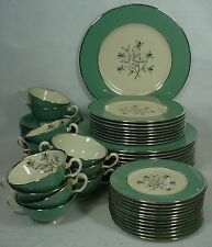 LENOX china KINGSLEY pattern X445 60-Piece Set Service for 12 dinner salad bread