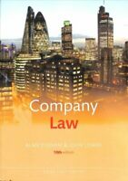 Company Law by Alan Dignam 9780198811831 | Brand New | Free UK Shipping